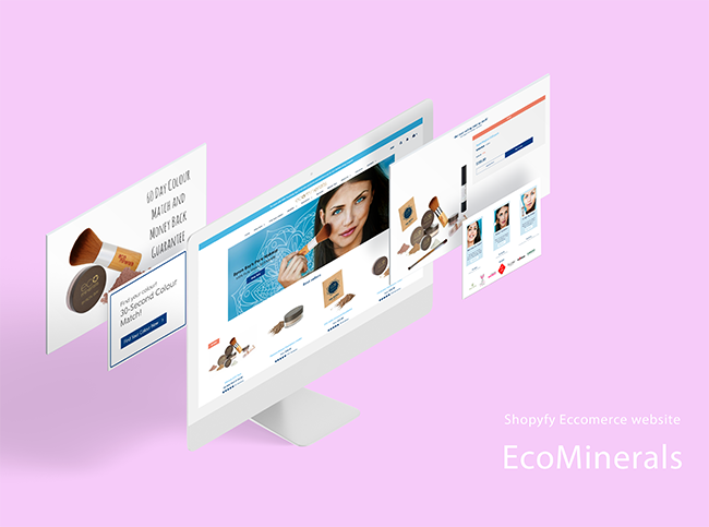 Eco Minerals E-Commerce Website